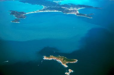 Bombinhas Islands