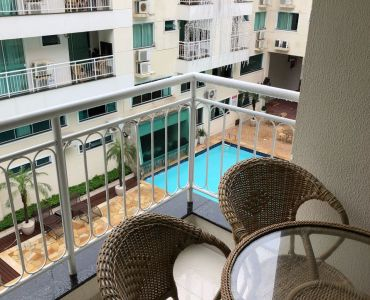 AP-108 - Apartamento Summer Beach vista Piscina