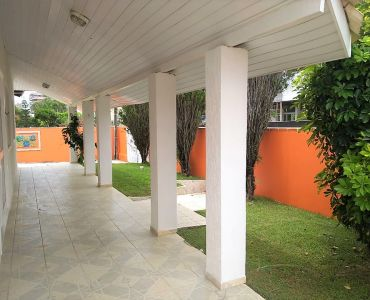 CA-129 - Great house 3 bed 1 bath suite in Bombas beach